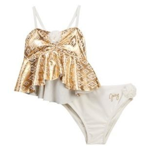 Juicy Couture toddler bathing suit